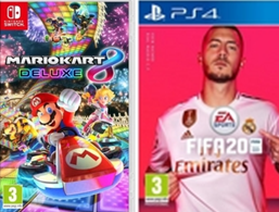 Nieuwe games in de collectie