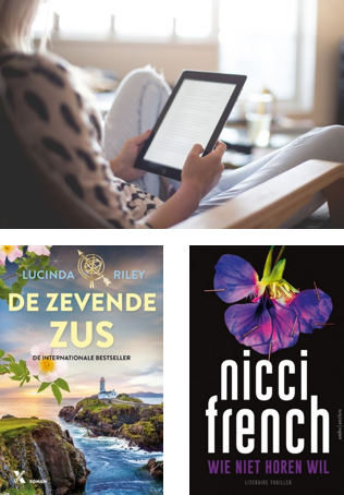 Nieuwe e-boeken